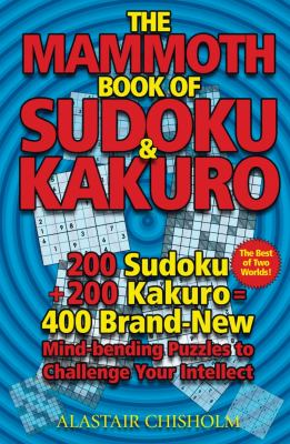 The Mammoth Book of Sudoku & Kakuro 9780802715418