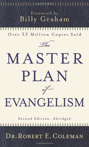 The Master Plan of Evangelism 9780800788087