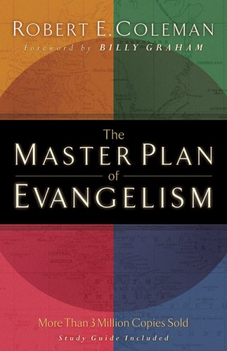 The Master Plan of Evangelism 9780800731229