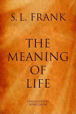 The Meaning of Life 9780802865274