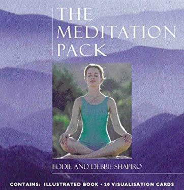 The Meditation Book [With 30 Visualization] 9780806936291
