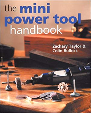The Mini Power Tool Handbook 9780806922928