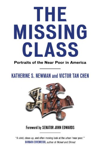 The Missing Class: Portraits of the Near Poor in America 9780807041406