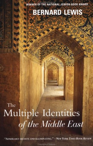 The Multiple Identities of the Middle East 9780805211184