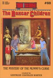 The Mystery of the Mummy's Curse 3335154