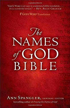 Names of God Bible-GW 9780800719319