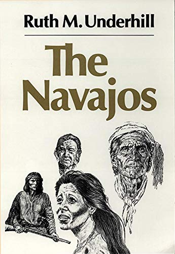 The Navajos 9780806118161