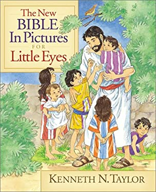 The New Bible in Pictures for Little Eyes 9780802430571