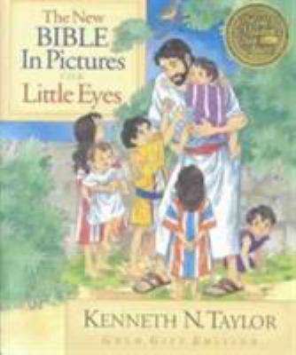 The New Bible in Pictures for Little Eyes 9780802430786