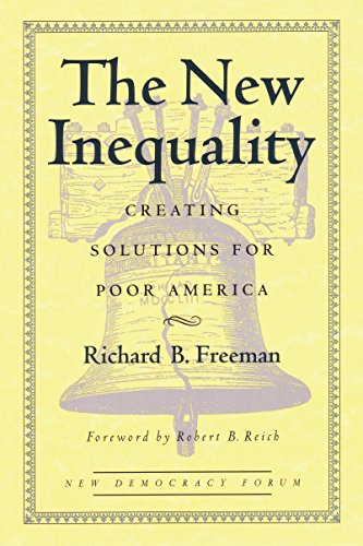 The New Inequality: Creating Solutions for Poor America 9780807044353