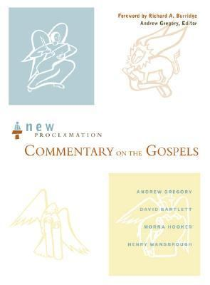 The New Proclamation Commentary on the Gospels 9780800637521