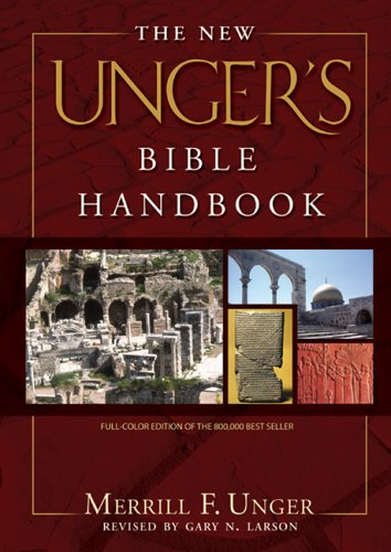 The New Unger's Bible Handbook 9780802490568