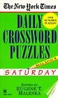 The New York Times Daily Crossword Puzzles (Saturday), Volume I 9780804115841