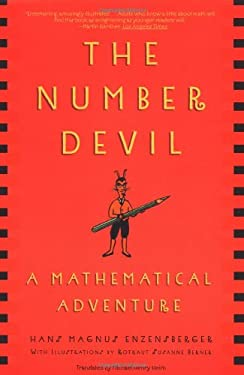 The Number Devil: A Mathematical Adventure 9780805062991