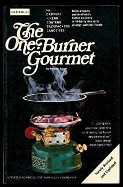 The One-Burner Gourmet 9780809258833