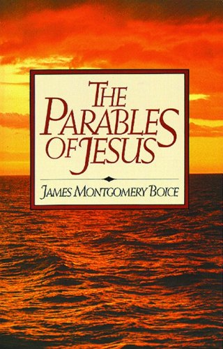 The Parables of Jesus 9780802401632