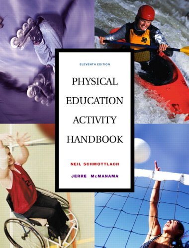 The Physical Education Activity Handbook 9780805379440