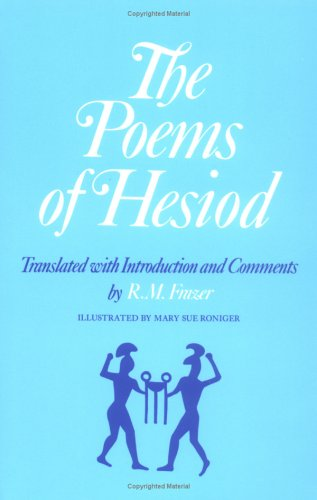 The Poems of Hesiod 9780806118468