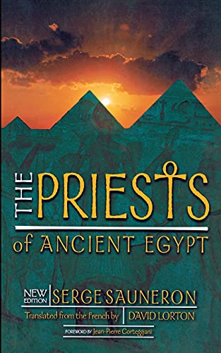 The Priests of Ancient Egypt: New Edition 9780801486548