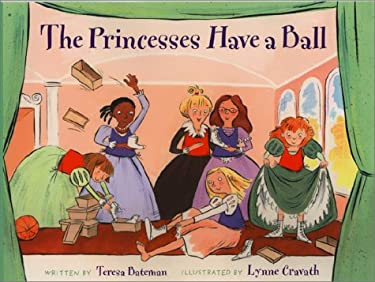 The Princesses Have a Ball 9780807566268