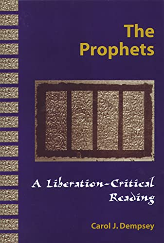 The Prophets a Liberation-Critical Reading 9780800631161