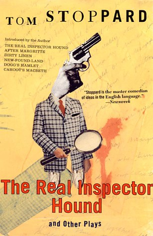 The Real Inspector Hound and Other Plays 9780802135612