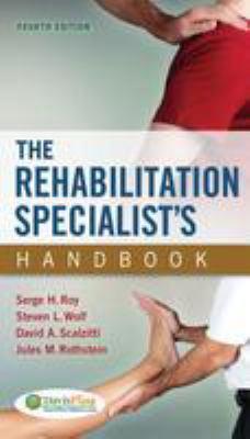 The Rehabilitation Specialist's Handbook 9780803619609