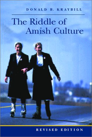 The Riddle of Amish Culture 9780801867712
