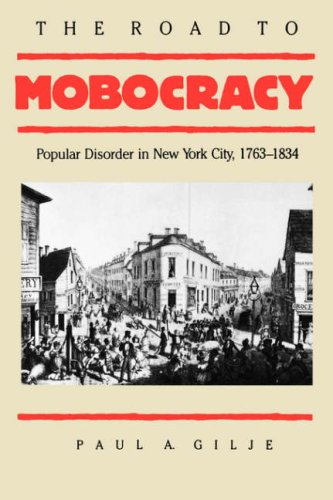 The Road to Mobocracy 9780807841983