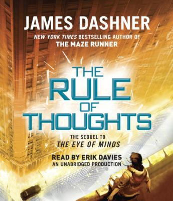 The Rule of Thoughts (Mortality Doctrine, Book Two) (The Mortality Doctrine) 9780804122504