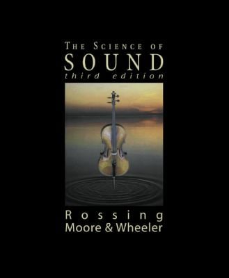 The Science of Sound 9780805385656