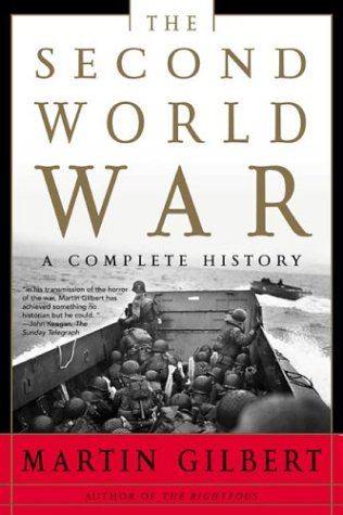 The Second World War: A Complete History 9780805076233