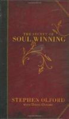 The Secret of Soul Winning 9780805445473