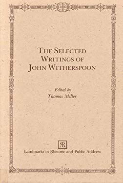 The Selected Writings of John Witherspoon 9780809314690
