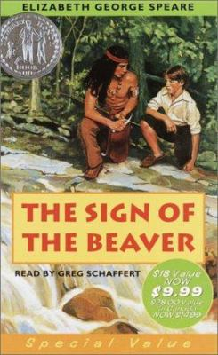 The Sign of the Beaver 9780807208755