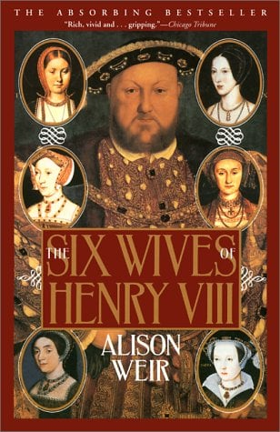 The Six Wives of Henry VIII 9780802136831