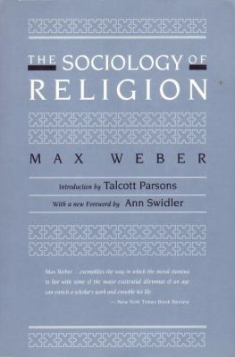 The Sociology of Religion 9780807042052