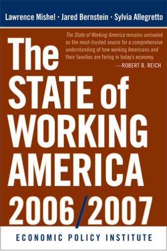 The State of Working America 9780801445293