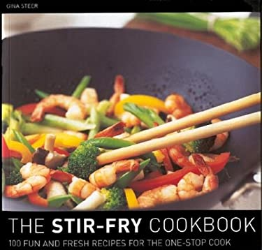 The Stir-Fry Cookbook 9780809293049
