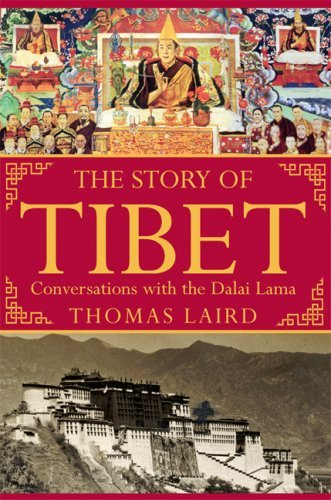 The Story of Tibet: Conversations with the Dalai Lama 9780802118271