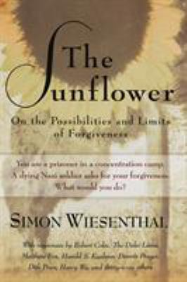 The Sunflower: On the Possibilities and Limits of Forgiveness 9780805210606