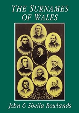 The Surnames of Wales for Family Historians and Others 9780806315164