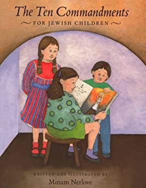 The Ten Commandments for Jewish Children 9780807577707