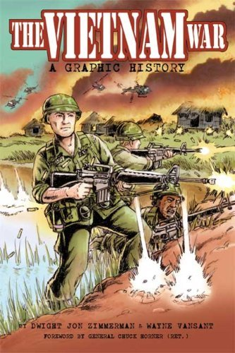 The Vietnam War: A Graphic History 9780809094950