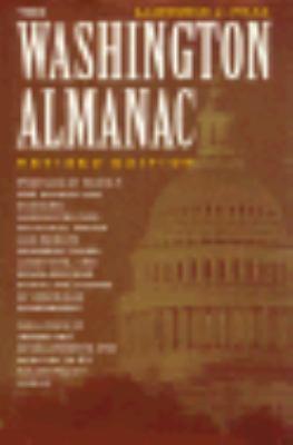 The Washington Almanac 9780805026795