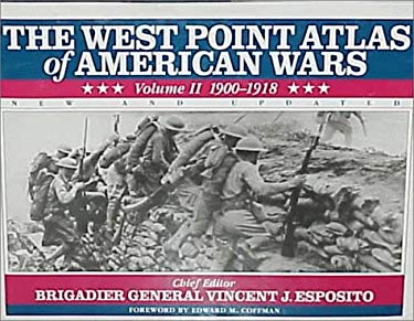 The West Point Atlas of American Wars 9780805053050