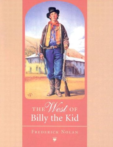 The West of Billy the Kid 9780806131047