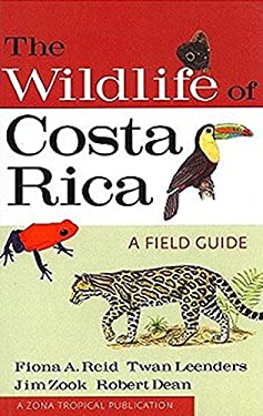The Wildlife of Costa Rica: A Field Guide 9780801476105