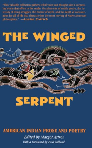 The Winged Serpent: American Indian Prose and Poetry 9780807081051