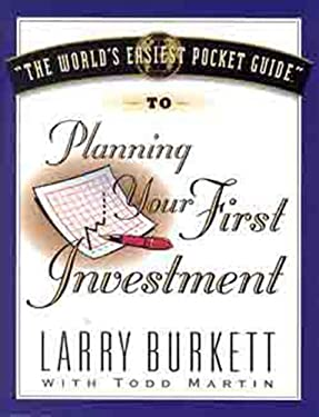 The World's Easiest Pocket Guide to Your First Investment 9780802409935